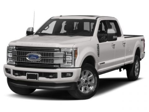 2019 Ford Super Duty F-350 SRW Limited