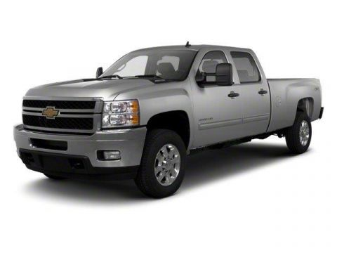 Pre-Owned 2011 Chevrolet Silverado 3500HD SRW LTZ
