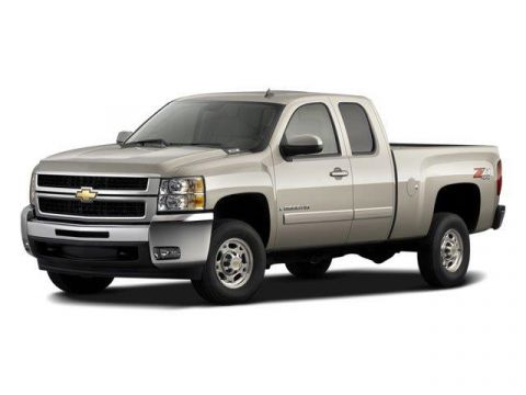Pre-Owned 2008 Chevrolet Silverado 2500HD LT w/1LT