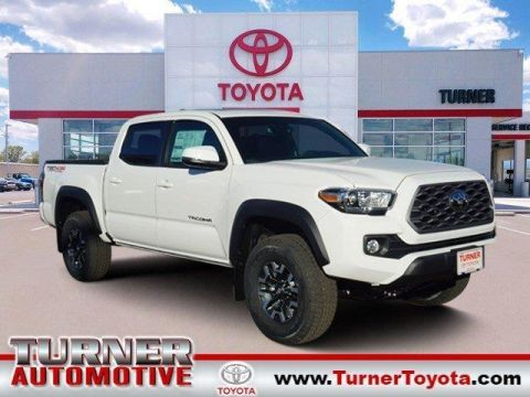 New 2020 Toyota Tacoma TRD Off Road Double Cab 5' Bed V6 (Natl)