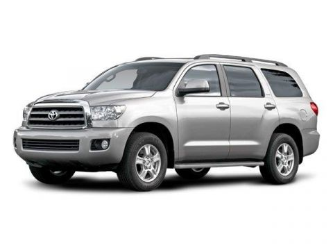 Pre-Owned 2008 Toyota Sequoia Ltd