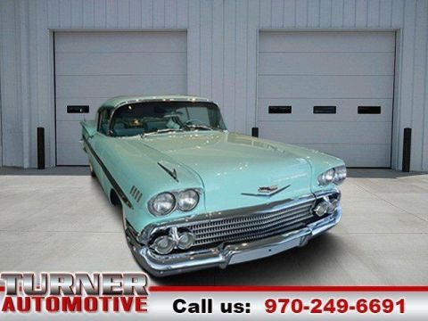 Pre-Owned 1958 CHEVROLET IMPALA