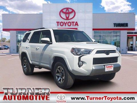 2020 Toyota 4Runner TRD Off Road